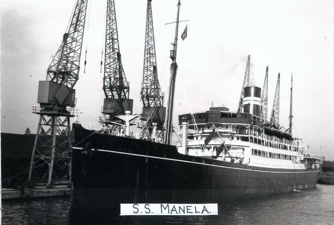 SS Manela, Pic 2 Flying Boat Base ship for MW Story