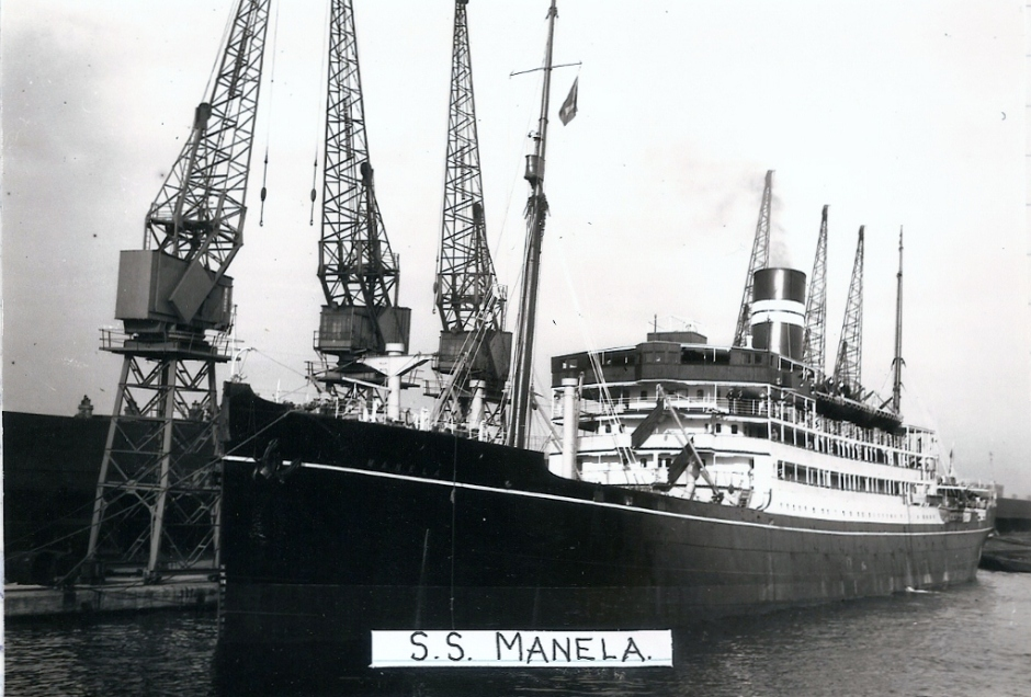 SS Manela, Pic 2 Flying Boat Base ship for MW Story